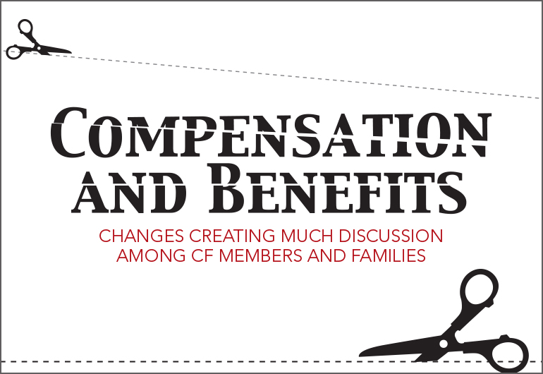 Compensation and Benefits changes creating much discussion among CF