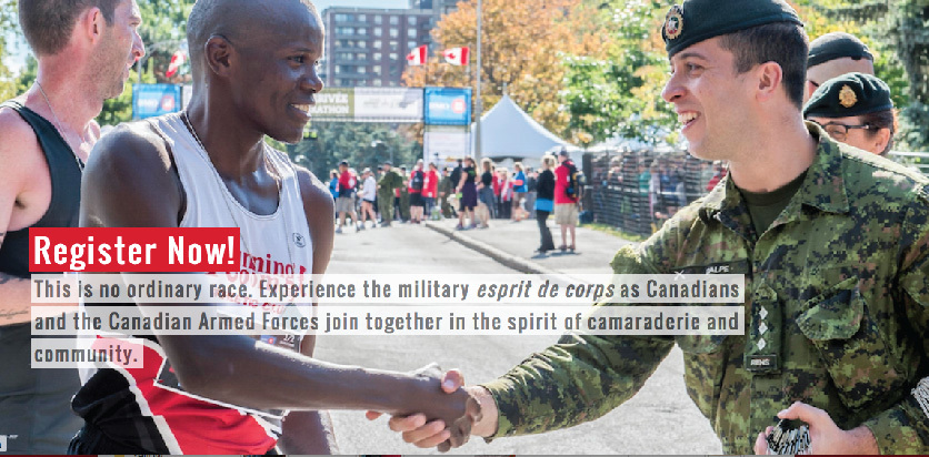 2016 Army Run Opens for Registration - Canadian Military Family Magazine