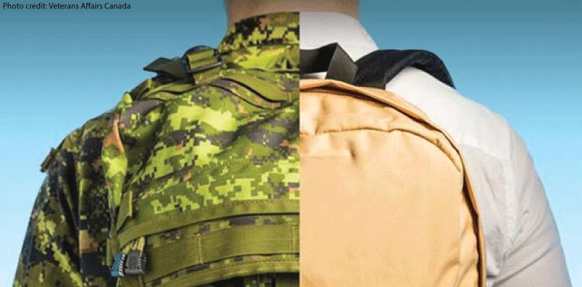 Veteran Affairs Canada announces new initiatives for Veterans and