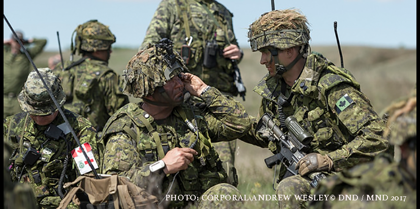 Canadian Army's largest annual exercise begins in Wainwright