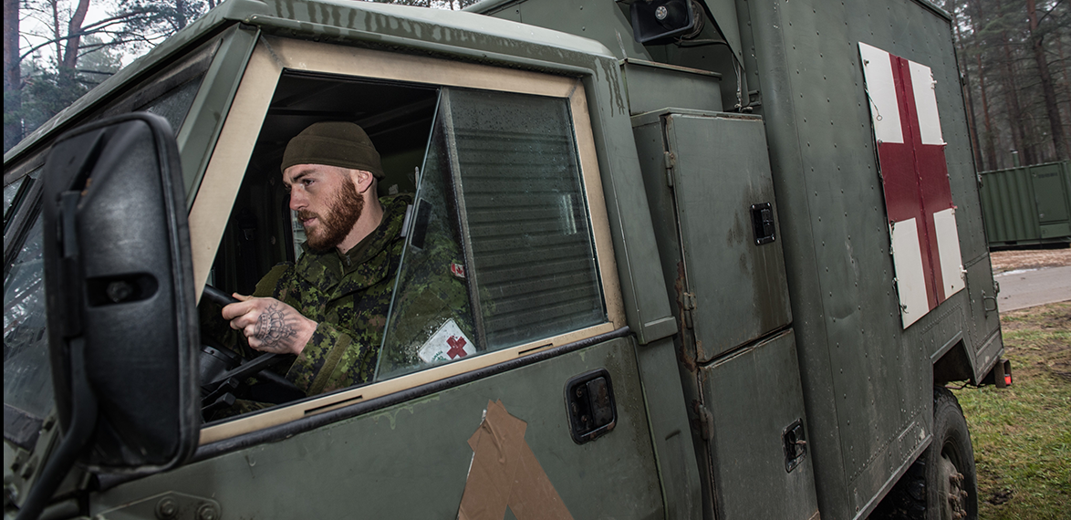 CAF releases BEARDFORGEN - Canadian Military Family Magazine