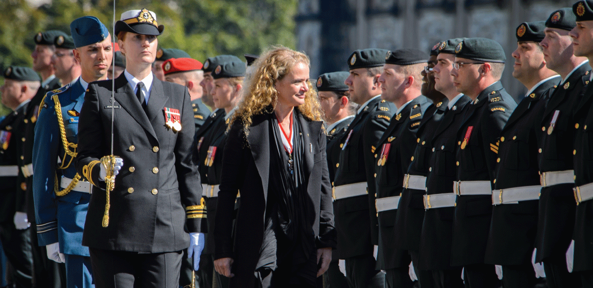 CAF announces new operational dress regulations - Canadian Military